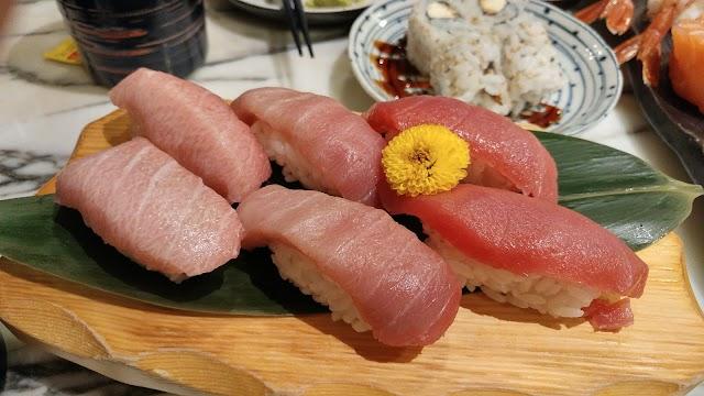 Harvest House Sushi