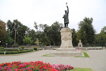 Stephen the Great Monument, Chisinau, Moldova