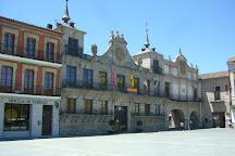Palacio Real Testamentario de Isabel la Catolica, Medina del Campo, Spain