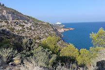 Parc Natural de la Serra d'Irta, Peniscola, Spain