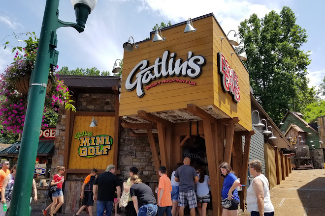 Gatlin's Escape Games, Gatlinburg, United States