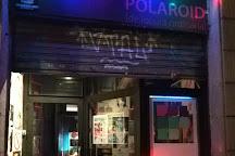 Polaroid, Barcelona, Spain