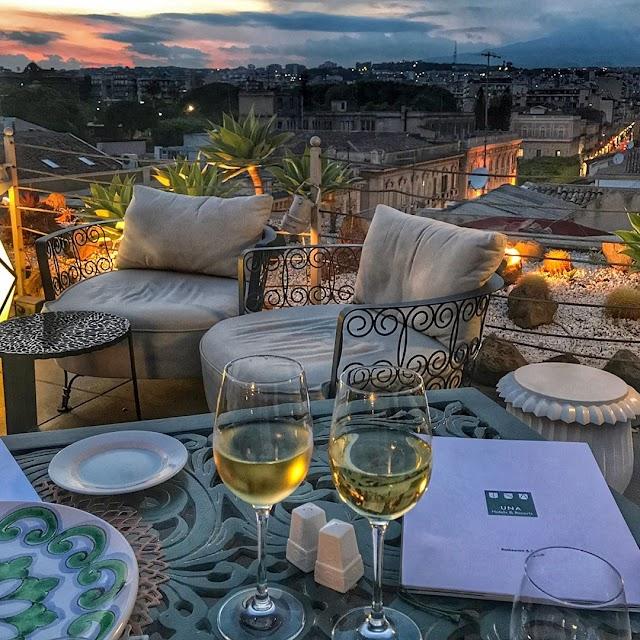 Etnea Roof Bar & Restaurant