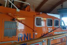 RNLI Moelfre Lifeboat Station, Moelfre, United Kingdom