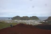 Eldfell, Heimaey Island, Iceland