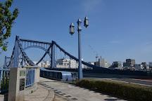 Kiyosu Bridge, Chuo, Japan