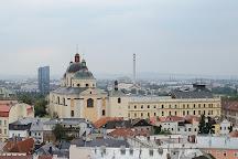 St Michael's Church, Olomouc, Czech Republic