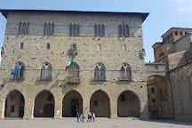 Museo Civico di Pistoia ( Palazzo del Commune), Pistoia, Italy