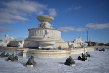 Belle Isle Park, Detroit, United States