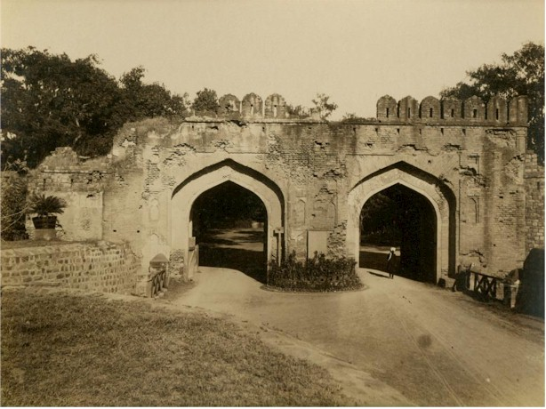 Porte du Cachemire