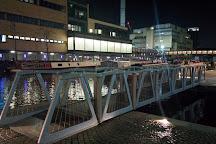 Rolling Bridge, London, United Kingdom