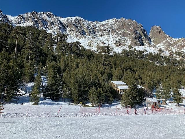 Station de ski d'Asco