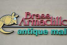 Brass Armadillo Antique Mall, Omaha, United States