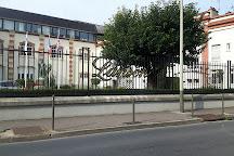 Champagne Lanson, Reims, France