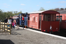 Aln Valley Railway, Alnwick, United Kingdom