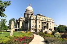 Idaho State Capitol Building, Boise, United States