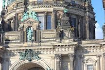 Kaiser-Friedrich-Gedachtniskirche, Berlin, Germany