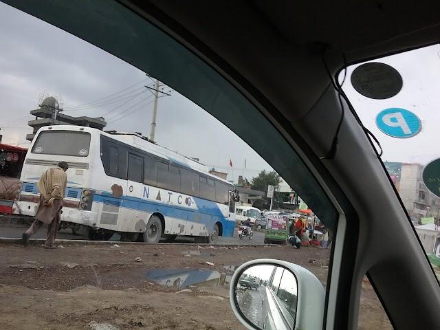 Pir Wadahi Bus Stop