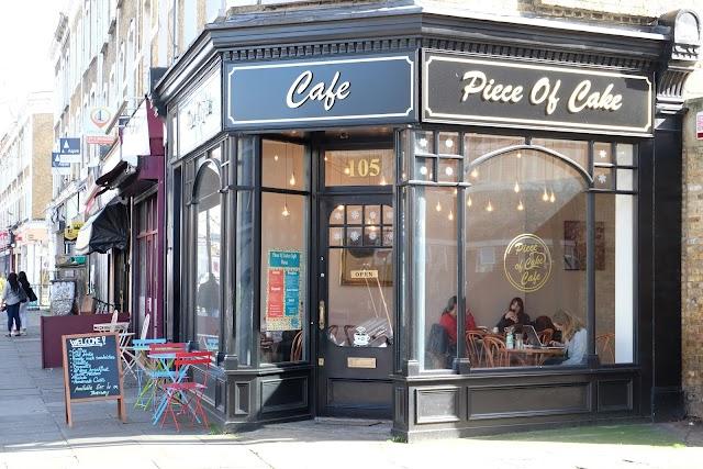 Piece Of Cake Cafe