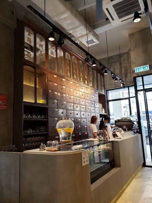 Wo Lee Tea Restaurant
