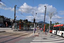 Автобусная станция   Nesttun terminal