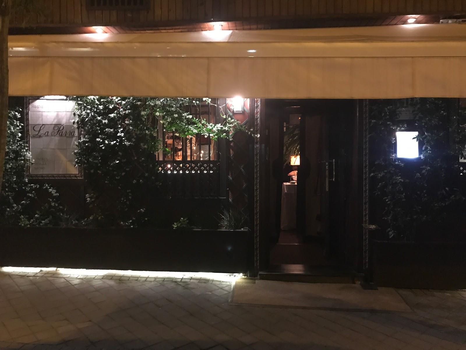 La Parra Bar & Copas