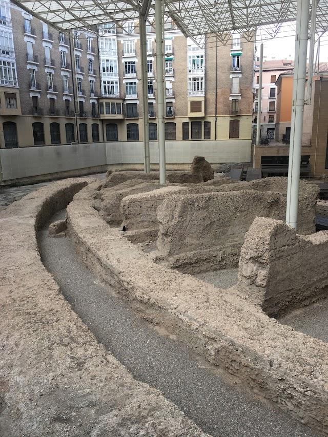 Teatro romano de Cesaraugusta