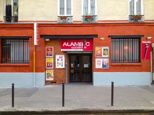 Alambic Comedie Théâtre