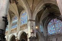 Eglise Notre Dame Du Sablon, Brussels, Belgium