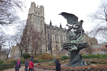 Peace Fountain - Friedensbrunnen, New York City, United States