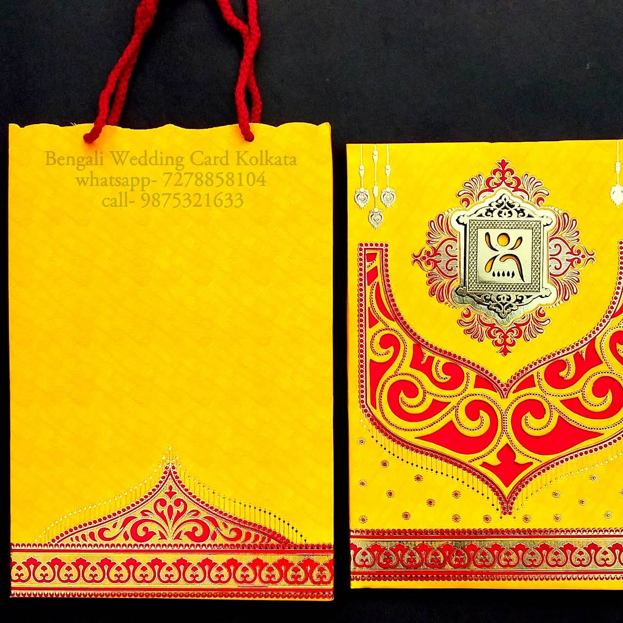Bengali Wedding Card Best Bengali Wedding Cards Invitation Cards Digital E Card Online Shop In Kolkata India With Home Delivery Both Online Offline