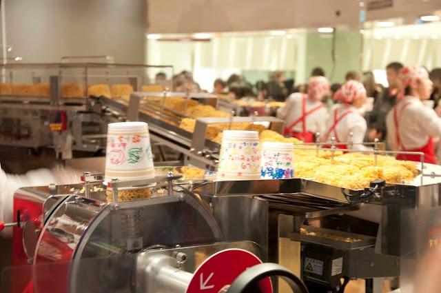 Cup Noodles Museum カップヌードルミュージアム 安藤百福発明記念館