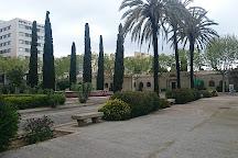Cemetery Of Poblenou, Barcelona, Spain