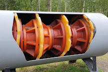 Alyeska Pipeline Viewing Point, Fairbanks, United States