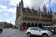 Cloth Hall, Ieper (Ypres), Belgium