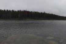Honeymoon Lake, Jasper National Park, Canada