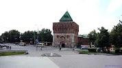 Памятник Кузьме Минину на фото Нижнего Новгорода