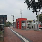 Железнодорожная станция   Weeze Bahnhof