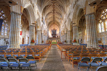 Exeter Cathedral, Exeter, United Kingdom