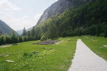 Ljubelj Concentration Camp, Tržič, Slovenia