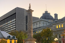Nelson's Column, Montreal, Canada