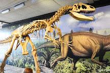 Dinosaur National Monument visitor center, Jensen, United States