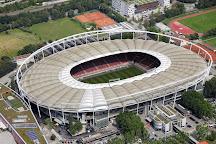 Mercedes Benz Arena, Stuttgart, Germany