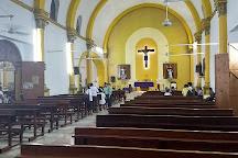Iglesia Santo Domingo, Palenque, Mexico