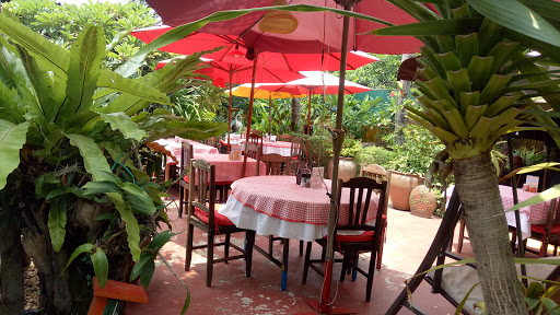 Côté Jardin Restaurant Vientiane