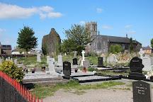 St. Mary's Church of Ireland Graveyard, Dungarvan, Ireland