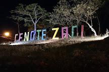 Cenote Zaci, Valladolid, Mexico