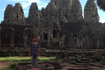 Tuk Tuk Family, Siem Reap, Cambodia