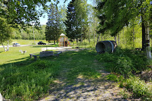Omnebadet, Nordingra, Sweden