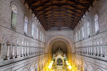 Metropolitan Cathedral Basilica, Medellin, Colombia